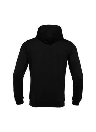 Macron Sweatshirt Siyah